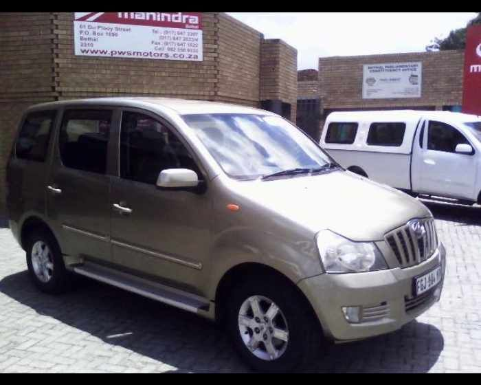 Https Www Pwsmotors Co Za Mahindra Xylo 2 5 Crde E8 7 Seat Used