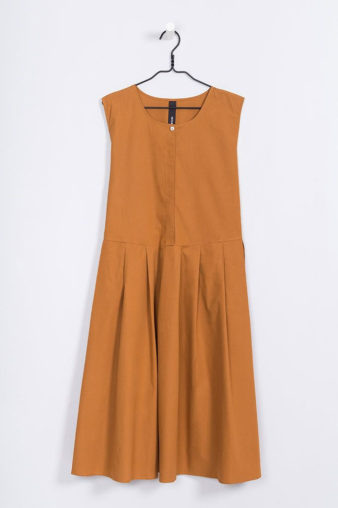 Collectors Dress by Kowtow. Ethical organic cotton.