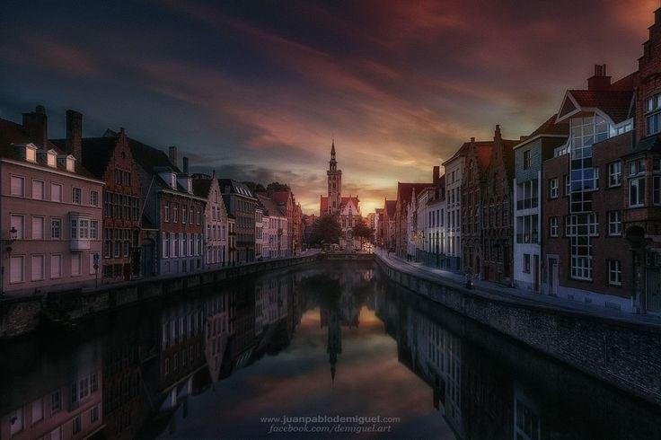Brugge II by Juan Pablo de Miguel on 500px