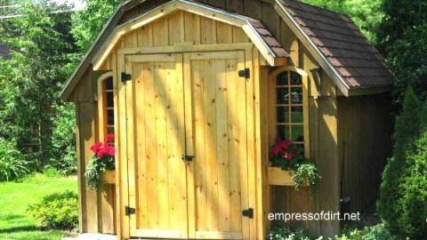 Charming Garden Sheds From Rustic To Modern Gardens