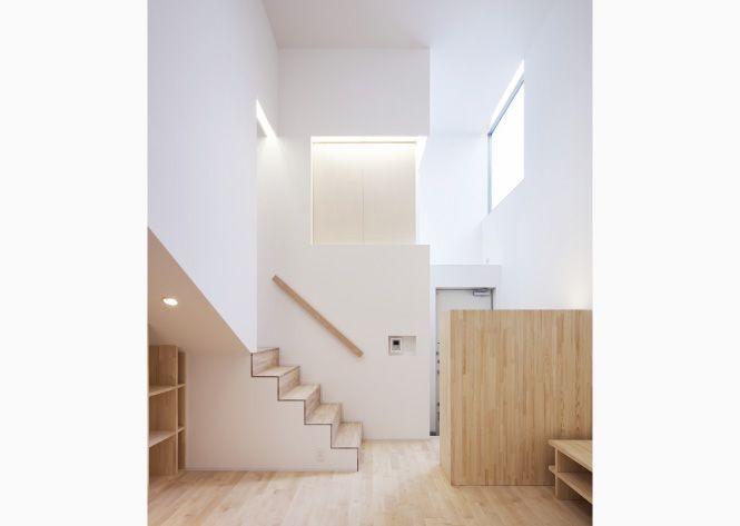 京終の家   女性建築家 堀部直子 大阪・関西・北摂 設計事務所 建築デザイン