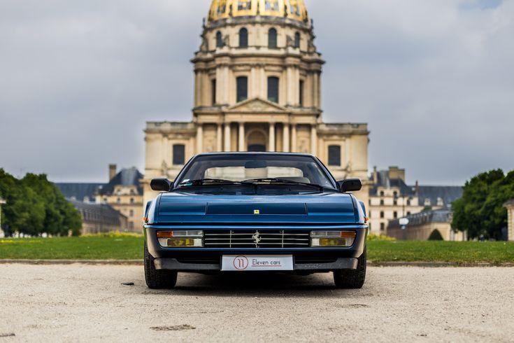 Marque : Ferrari Modele : Mondial 3.2 Année : 1986 Couleur ext : Bleu Couleur intérieure : Beige Kilométrage :... View Article