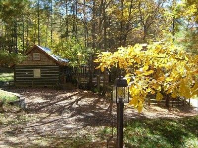 High Country Hideaway, Rustic Cabin, Mountain View, Boone Area Boone, North Carolina Vacation Rental by Owner Listing 45160