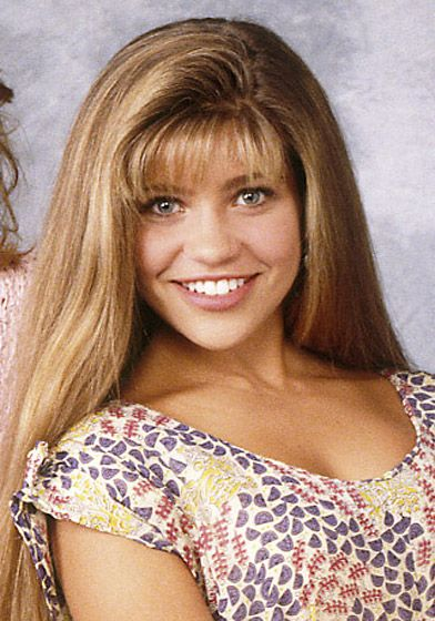 Discovered performing community theater in her California hometown at age 10, Danielle Fishel first assumed the role of Boy Meet's World's Topanga Lawrence at age 12. Topanga proposed to Cory during their high school graduation and they married during their sophomore year of college.
