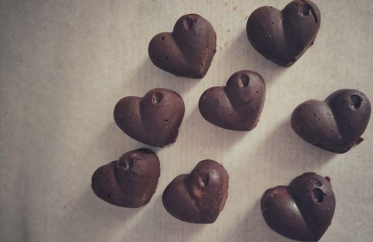 Κορμός σοκολάτας ο τροπικός!