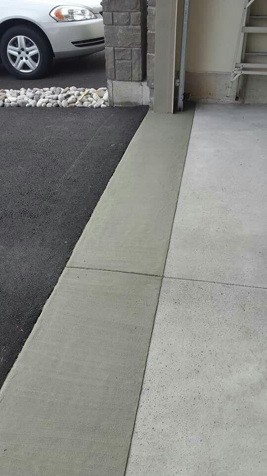 Garage Apron Repair U0026 Resurface · Garage FlooringAprons