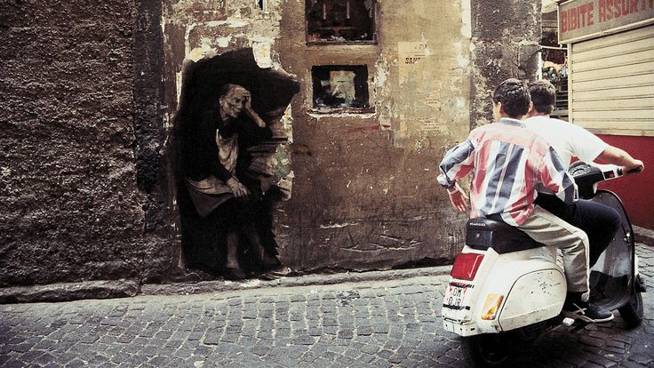 #ernest pignon-ernest #street-art #streetart #drawing #arthur rimbaud #naples #italy #art against apartheid #art #artist  #france #nice #french artist #fluxus #situationist #noipic