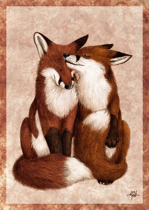 Coupledom  by Silvixen on Tumblr