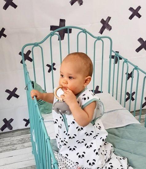 #fotoshoot #babykamer #baby #bijtring #panda #fabsworld #waterwereld