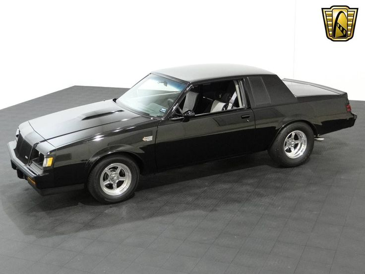 sale 1781761 for sale 1987 buick grand national grand nationals car. Cars Review. Best American Auto & Cars Review