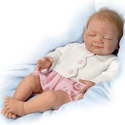 Baby Doll: Night Night Gracie - Realistic Baby Dolls