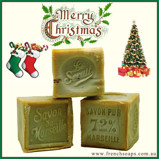 Joyeux Noël / Merry Christmas to you all, have a safe and happy festive season!  www.frenchsoaps.com.au  #frenchsoap #savondemarseille #savon #soap #madeinfrance #wholesale