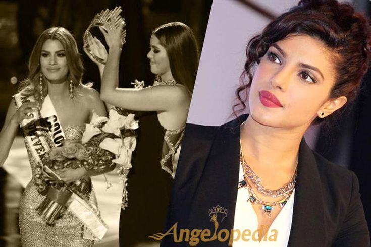 Priyanka Chopra Miss World 2000 can't get over the Miss Universe Flub