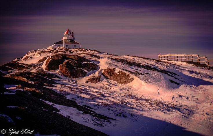 A Peek of the Old Lighthouse by gord follett on 500px