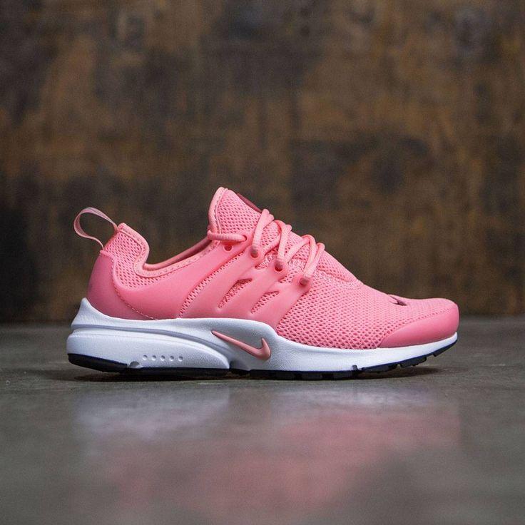 outlet store 7d977 4bc42 ... Nike Women Air Presto (bright melon bright melon-cedar-white) ...