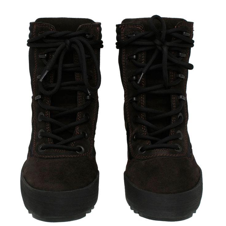 Yeezy Season 3 - Military Boots | STEFANIAMODE.COM