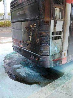#Atac: Un altro Autobus a fuoco dopo quello di ieri! Poco fa l'ennesimo flambus. La vettura 3751, un CityClass Cursor ha preso fuoco nel primo pomeriggio di oggi, 27 maggio, al capolinea Ponte Mammolo. È siamo a 10 Flambus in poco meno di 6 mesi. È nos #atac #roma #trasportopubblico