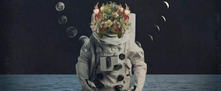 La llamada telefónica desde el espacio que hizo este astronauta que resultó en número equivocado