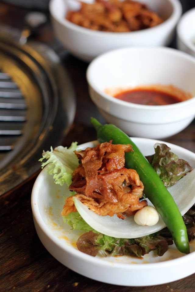 List of Korean food to try :) Korean Barbecue (Gogigui 고기구이)