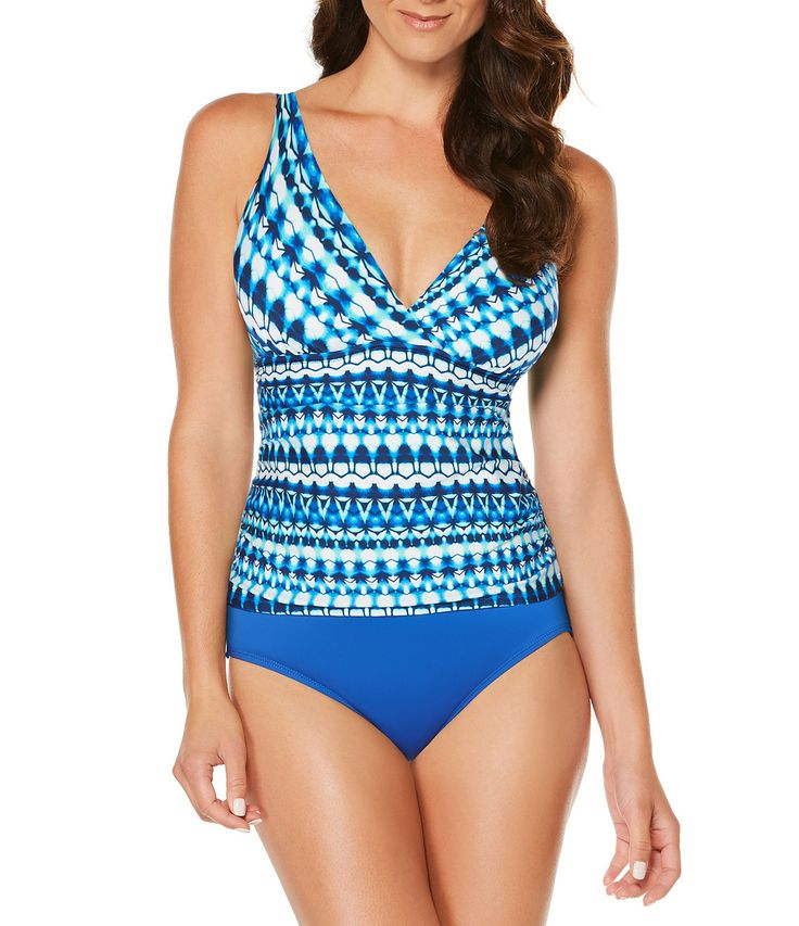 Shop for Jantzen Tie Dye Geo C/D Tummy Control One-Piece Swimsuit at Dillards.com. Visit Dillards.com to find clothing, accessories, shoes, cosmetics & more. The Style of Your Life.