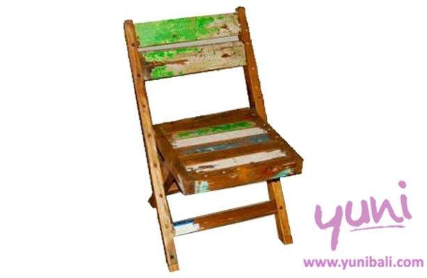Outstanding #Chair Bali Furniture From #Recycled #Boat #Wood #yunibali #balifurniture