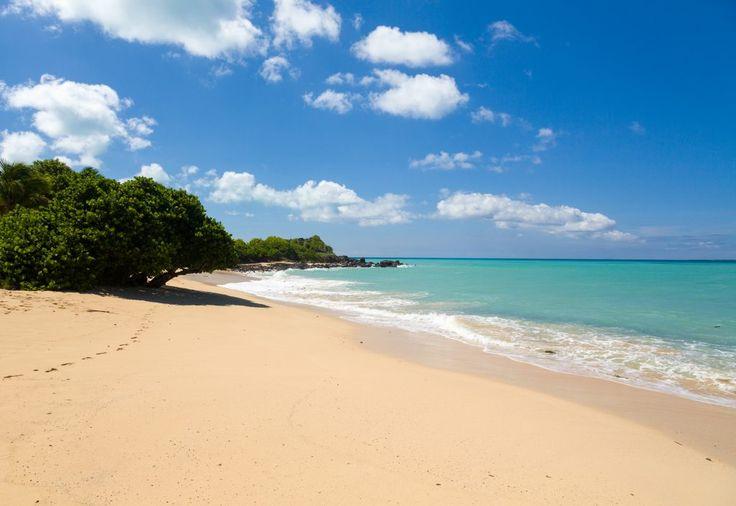 Happy Bay Beach Saint Martin - Top 5 Beaches in St Martin Island - Riu Palace St Martin