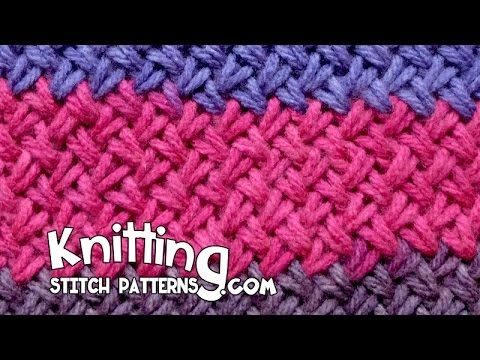 Knitting Woven Stitch Pattern : 25 best images about Crafts: Mobius knit on Pinterest