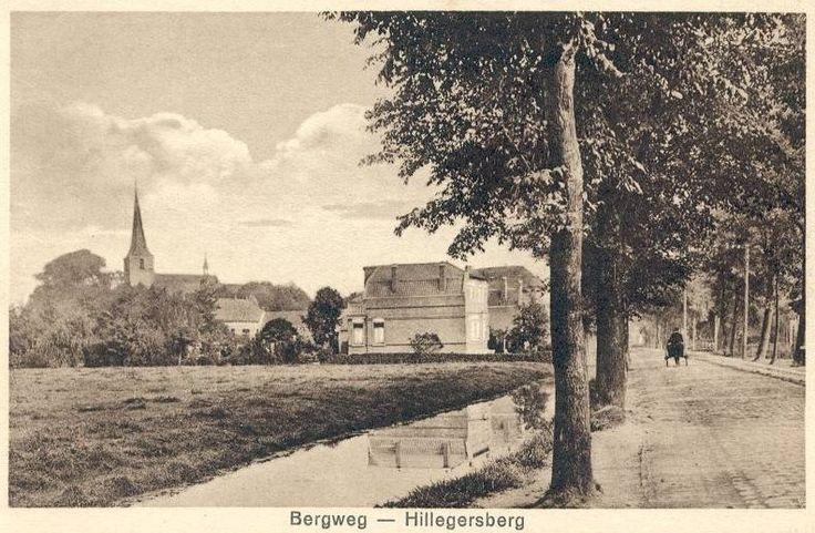 Straatweg. Zicht op Hillegersberg