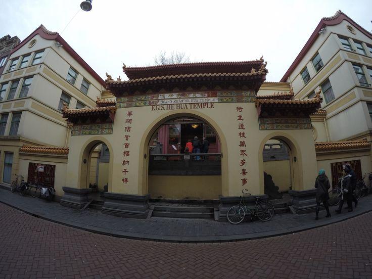 Buddhist Temple l Amsterdam