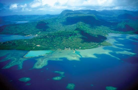 Micronesia, Federated States of country facts