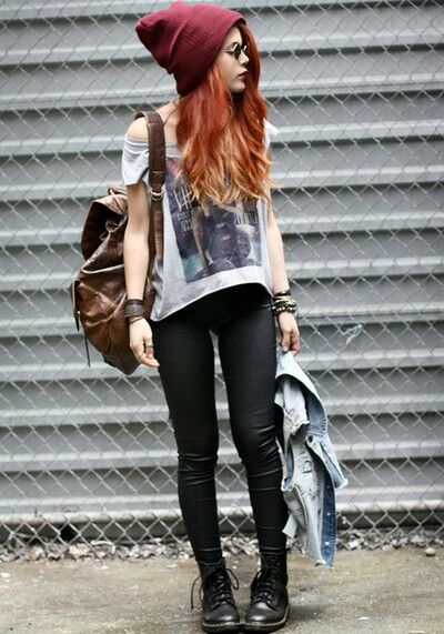 Hipster | Grunge | Clothes | Pinterest | Off shoulder tops ...