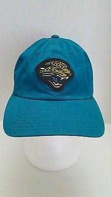 Jacksonville Jaguars Officially Licensed NFL Merchandise Hat Sz 7 1/4