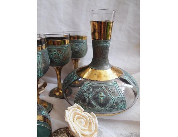 Searching For The Perfect Decanter Items? Shop At Etsy To Find Unique And Handmade  Decanter Related Items Directly From Our Sellers.