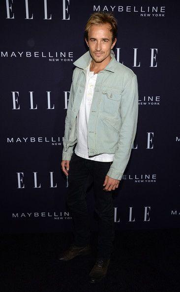 Jesse Johnson - Elle Fashion | Next Presented By Maybelline - Backstage - Mercedes-Benz Fashion Week Spring 2014