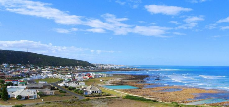 Welcome to L'Agulhas / Struisbaai