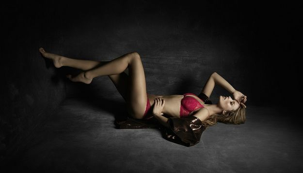 Flavia Lucini: Joge Lingerie 2012 Collection
