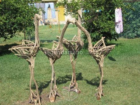artesanias para jardin - Buscar con Google