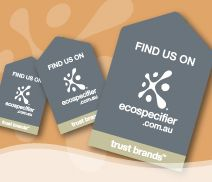 EcoSpecifier: database of 6000+ eco products, materials, technologies, and resources.