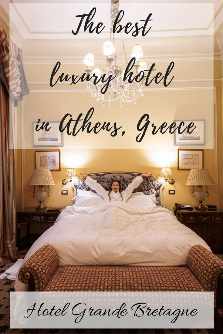 There really is no question that Hotel Grande Bretagne is the best luxury hotel in Athens, Greece. You won't be disappointed if you opt to choose this historical gem in the heart of one of the most iconic cities in the world. #athens #luxuryinathens #athenshotels #athensgreece #athensluxury