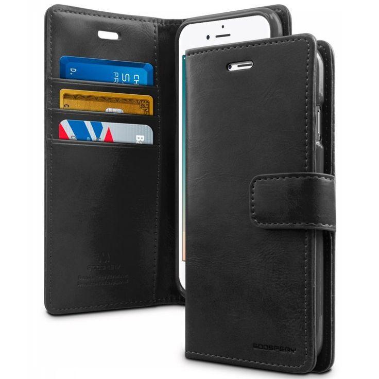 Apple iPhone 7 Plus - Goospery Blue Moon Diary Case - 17.95$