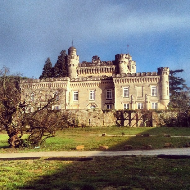 Château de Camarsac - Entre deux mers - (near Bordeaux), France