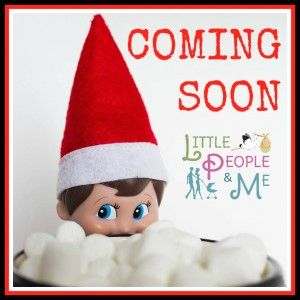 Elf on the Shelf Gift Set - IN STOCK LATE 2013 - Little People and Me - www.littlepeopleandme.com/shop/christmas-items/elf-on-the-shelf