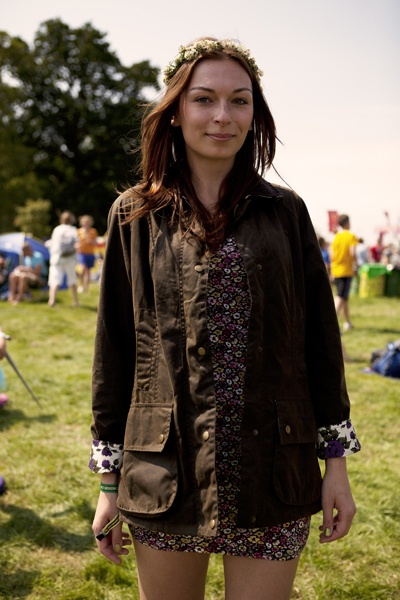 Festival Fashion At Camp Bestival #festivals