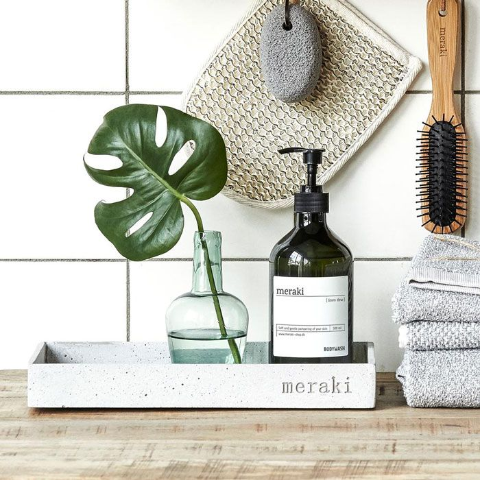 Scandinavian * Meraki * skin care. | via: Nordic Design