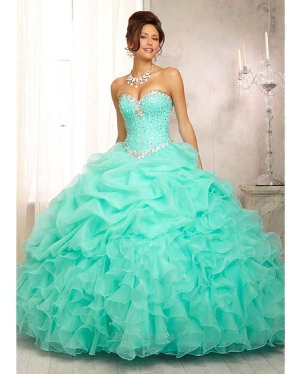 Quinceanera and Sweet 15 dresses from Morilee Vizcaya Collection