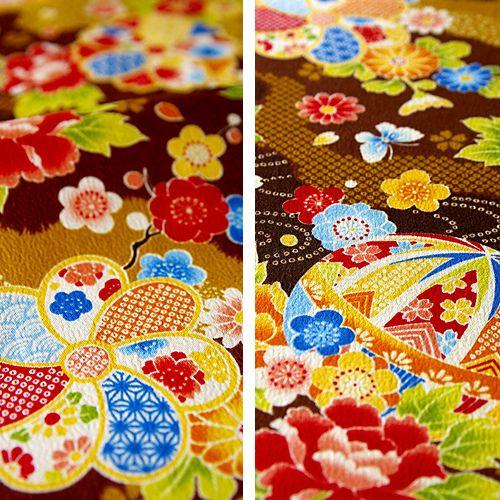 Autumn flavor by karaku*, via FlickrAutumn Flavored, Japan Textiles, Japanese Textiles