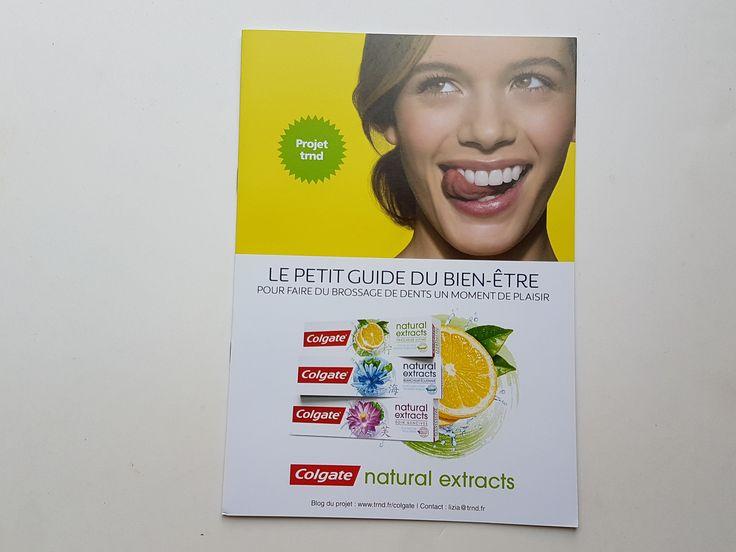#MonRituelBienEtre #NaturalExtracts #SourireColgate