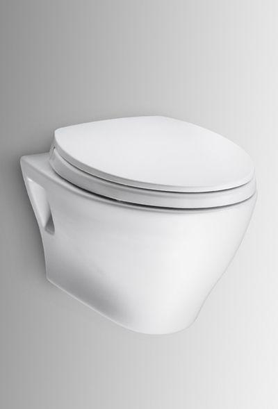 Toto wall mount toilet