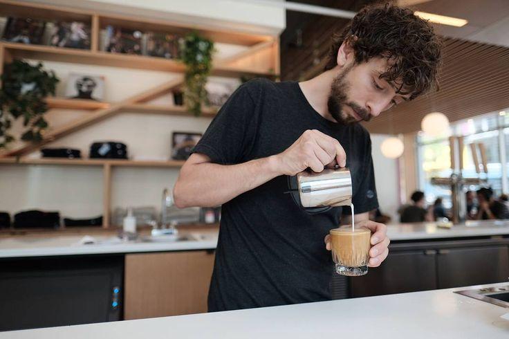 latte art houston