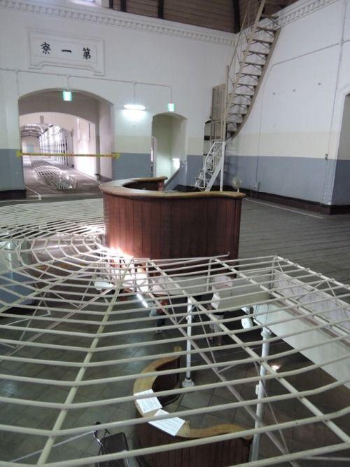 Nara Juvenile Prison(1908)  奈良少年刑務所  15.7.2017  This prison will renovate to a hotel in a few years.  この刑務所は数年後にホテルになります。